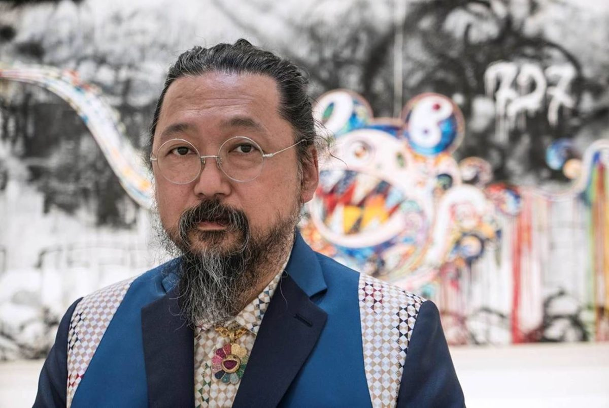 Takashi Murakami, Fondation Louis Vuitton