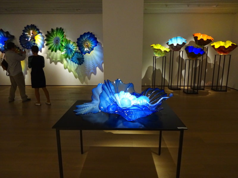 Dale Chihuly, Whitestone Gallery im H Queen´s