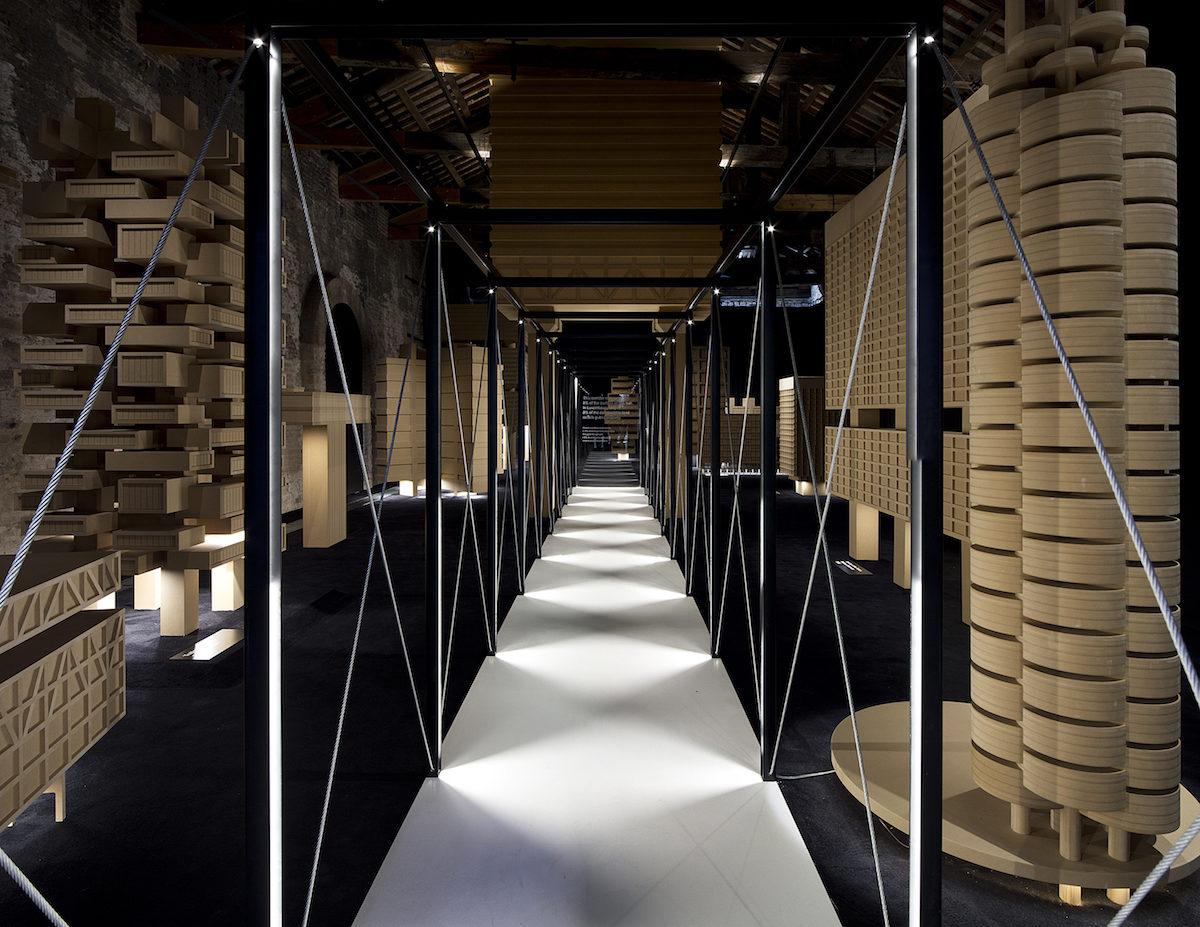 Luxembourg Pavillon, 16. Architecture Biennale Venice 2018