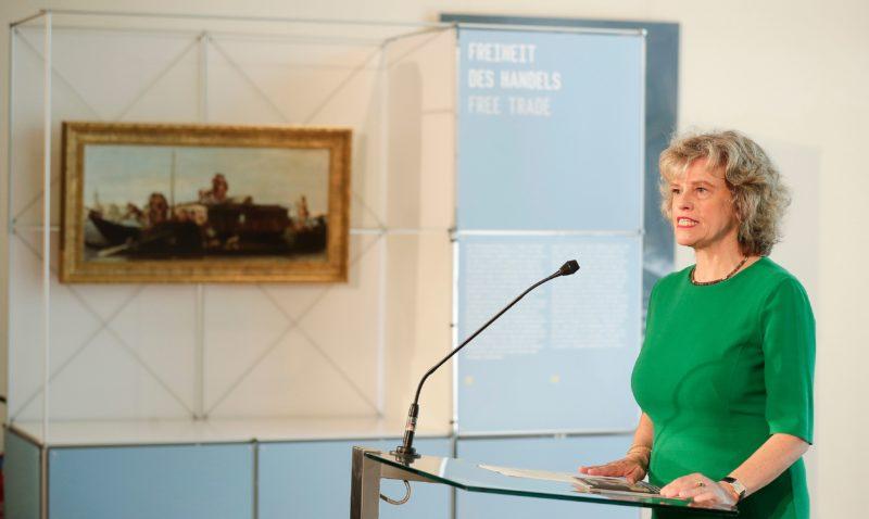 Sabine Haag, Generaldirektorin des Kunsthistorischen Museums. BKA / Andy Wenzel