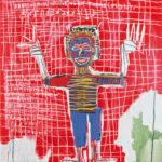Jean-Michel Basquiat, Red Savoy, 1983. Courtesy Heidi Horten Collection, © Estate of Jean-Michel Basquiat/Bildrecht Wien
