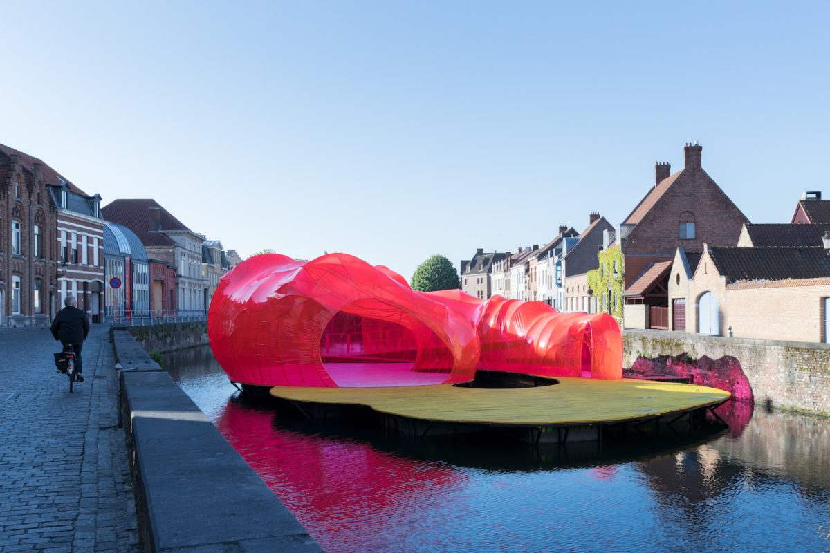 Selgascano. Foto Iwan Baan, Triennale Brugge