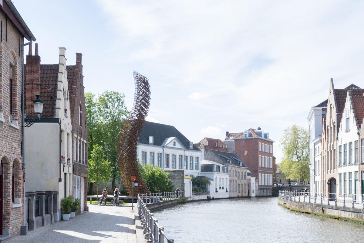 John Powers, Foto Iwan Baan, Triennale Brugge
