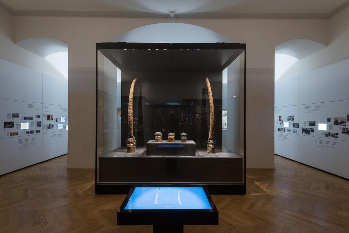 Benin und Äthiopien, Weltmuseum Wien