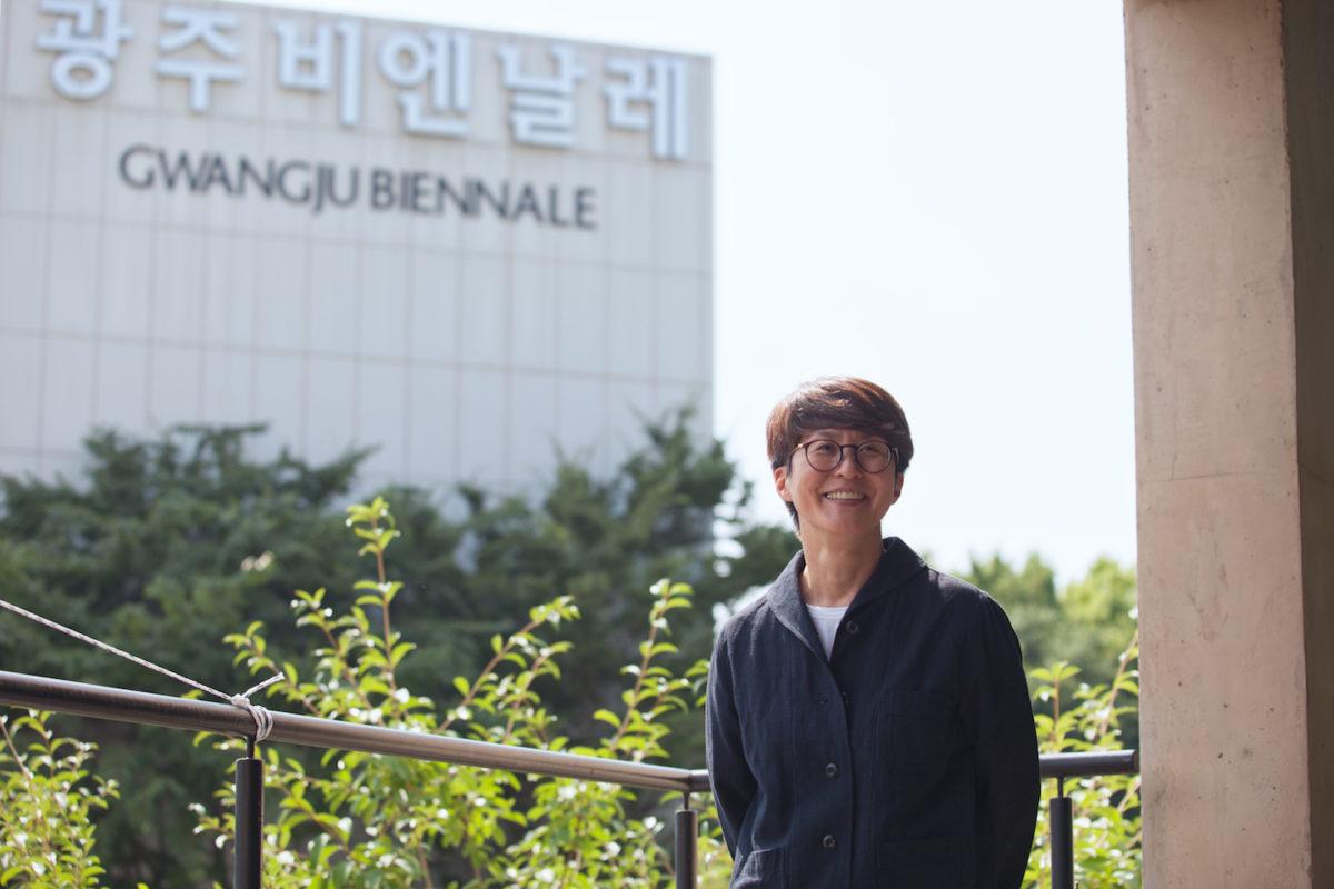 Sunjung Kim, Foto Gwangju Biennale Foundation