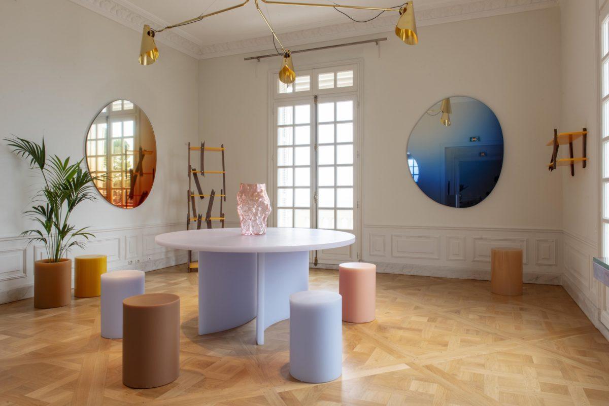 Etage Project auf der NOMAD Monaco 2018 in der Villa La Vigie