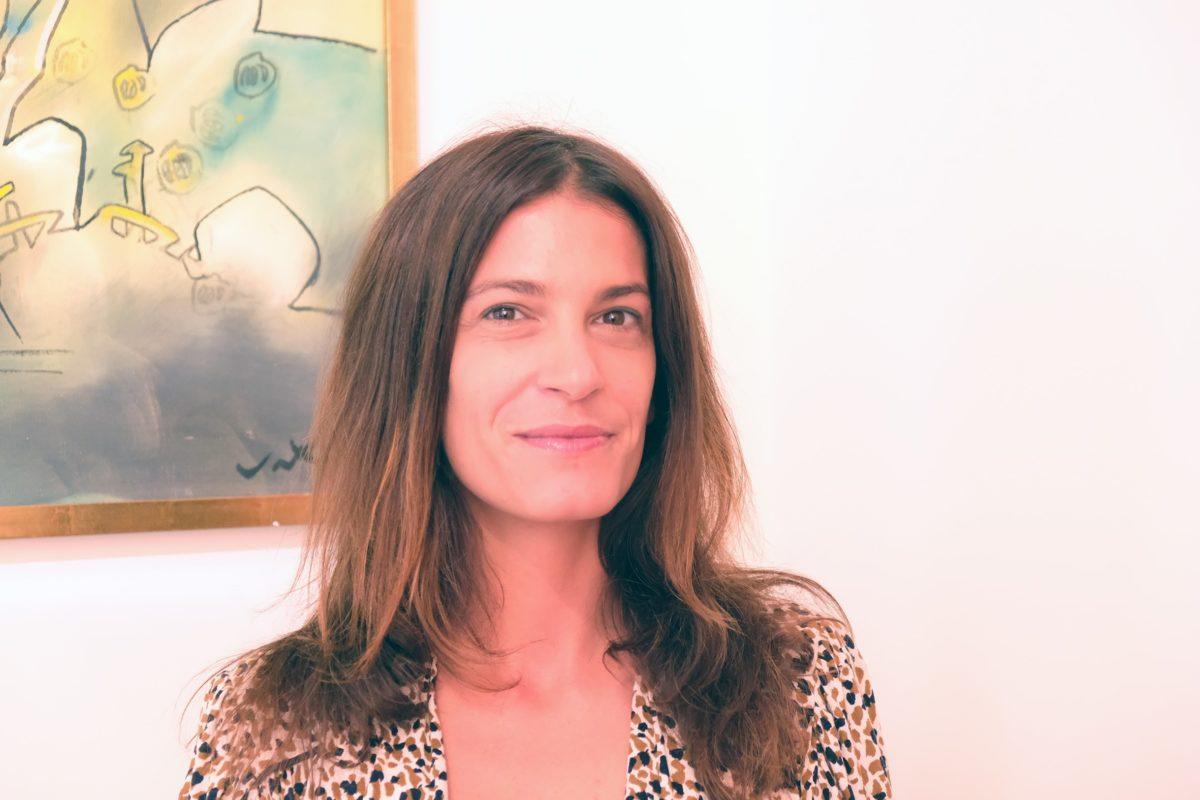 Chloe Vaitsou. Art Dubai