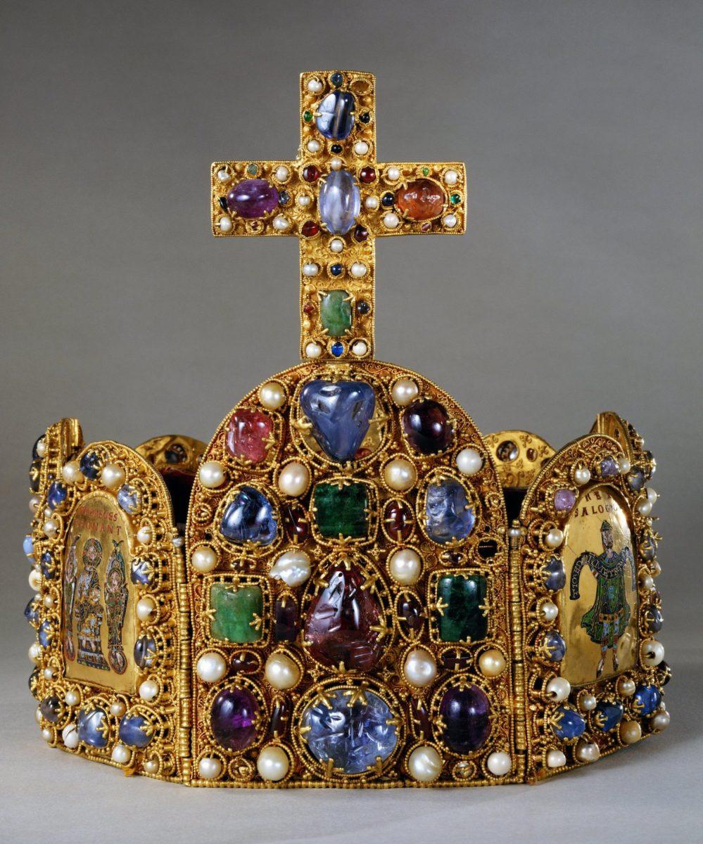 Reichskrone der Wiener Schatzkammer, Courtesy KHM Museumsverband Wien