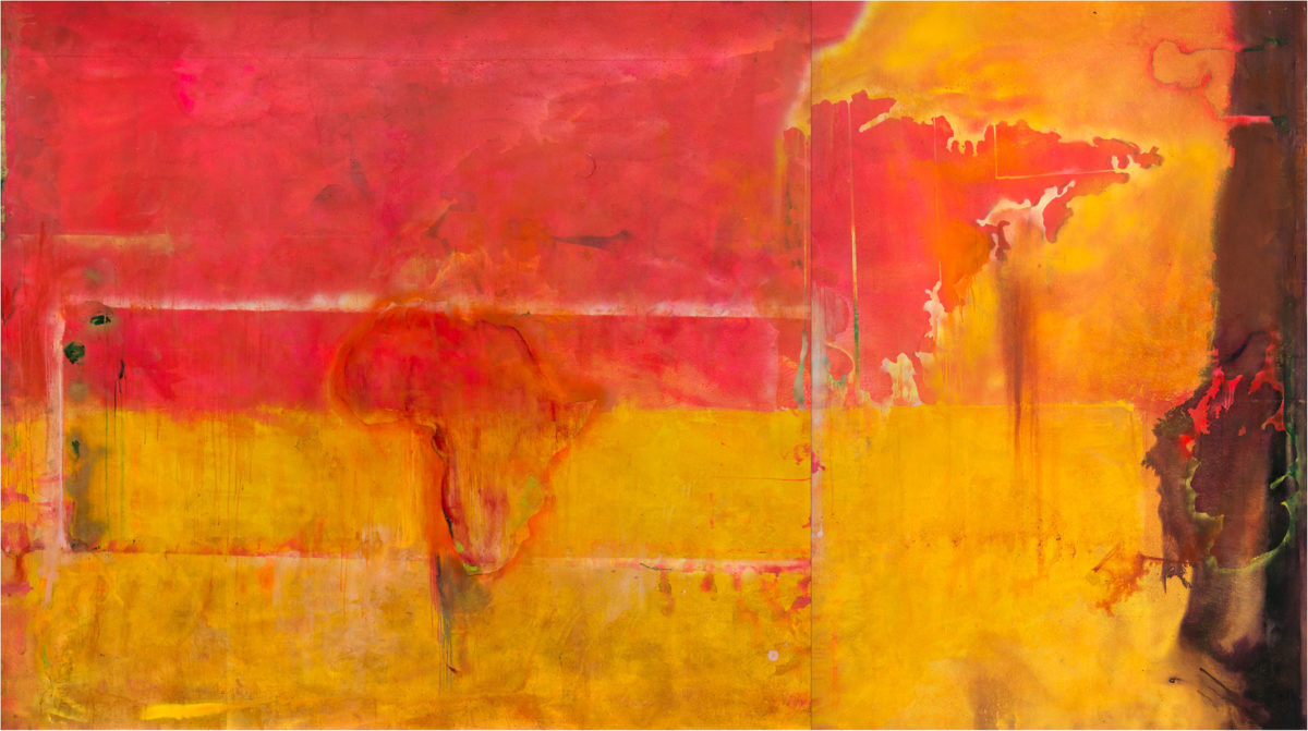 Frank Bowling, 