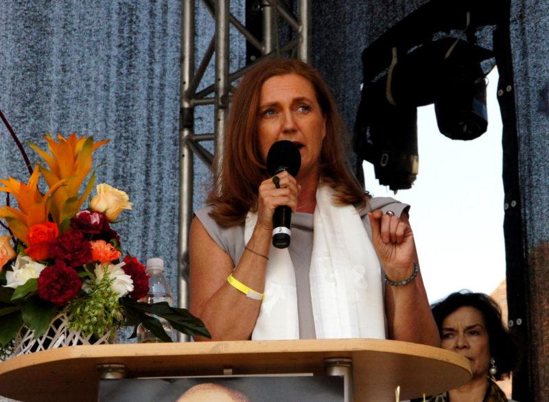 Francesca Habsburg, Gründerin von TBA21. wikipedia, Foto Wolfgang H. Wögerer, Vienna, Austria, 2012