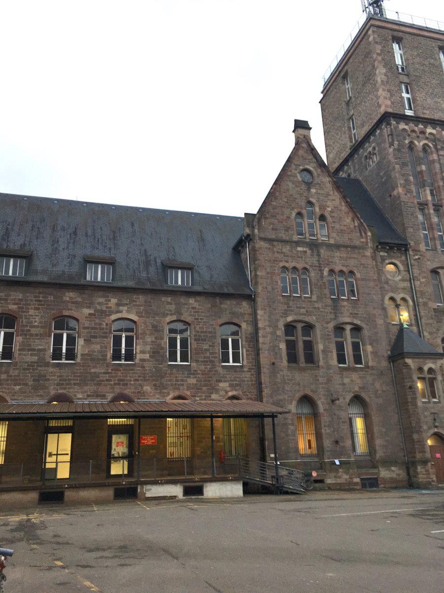 Hotel des Postes, Straßburg. Foto SBV