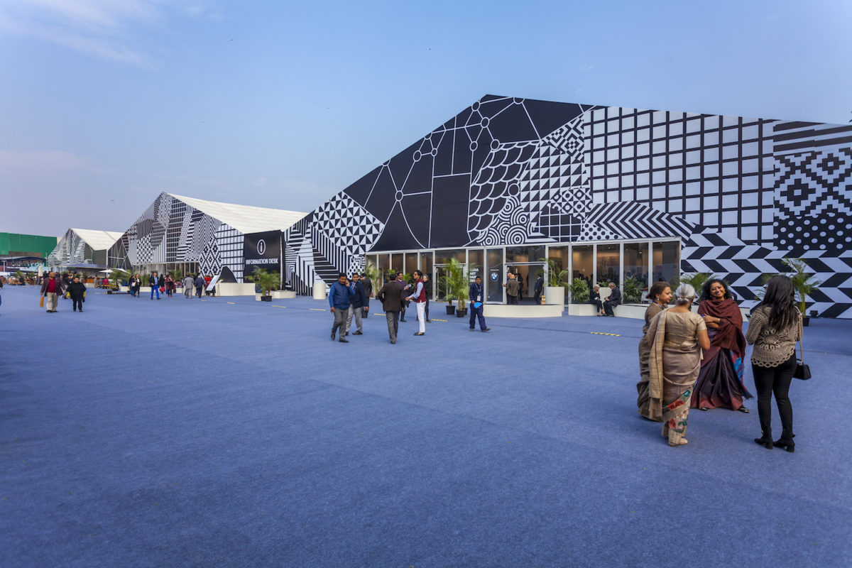 11. India Art Fair, Neu-Delhi 2019