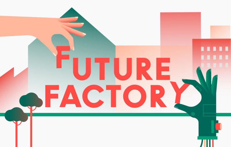 Future Factory. Büro Bauer, Wien