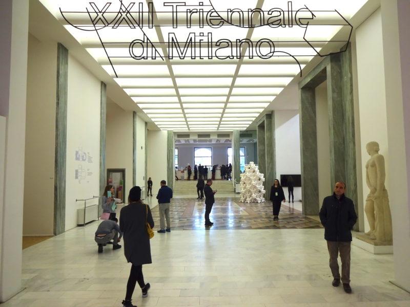 XXII. Triennale di Milano 2019 // EKB
