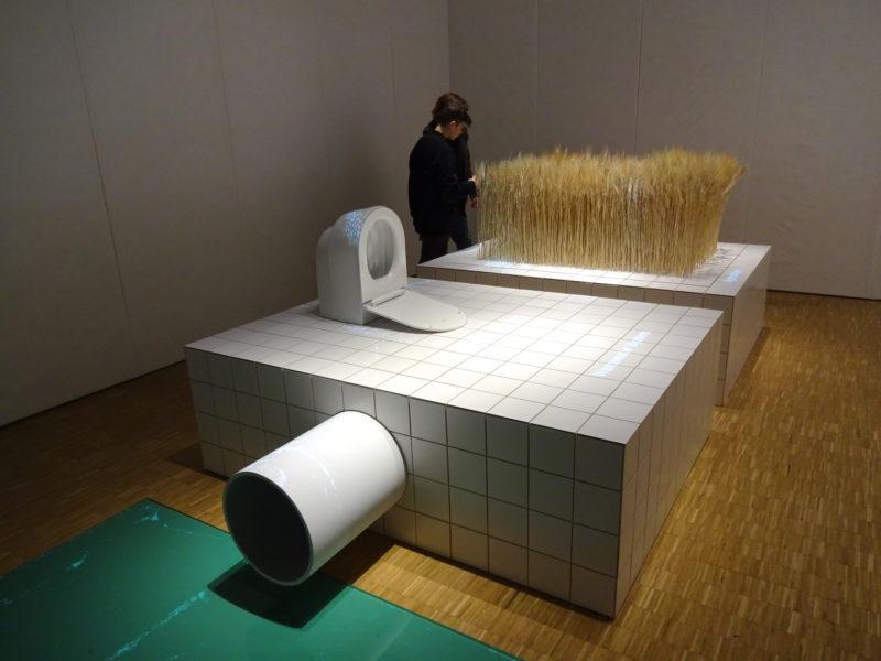 Länderpavillon Österreich, XXII. Triennale di Milano // EKB