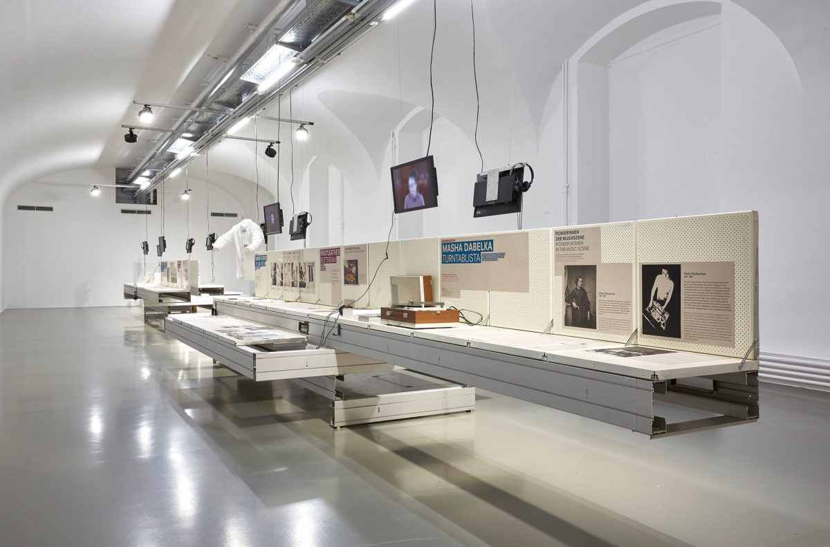 FUTURE FACTORY. Urbane Produktion neu denken, Ausstellungsansicht © Peter Kainz/MAK