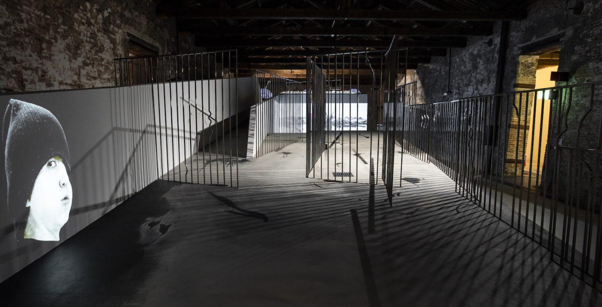 Inci Eviner, We, Elsewhere, Pavilion of Turkey, 58. La Biennale di Venezia. Photo Poyraz Tütüncü, 2019