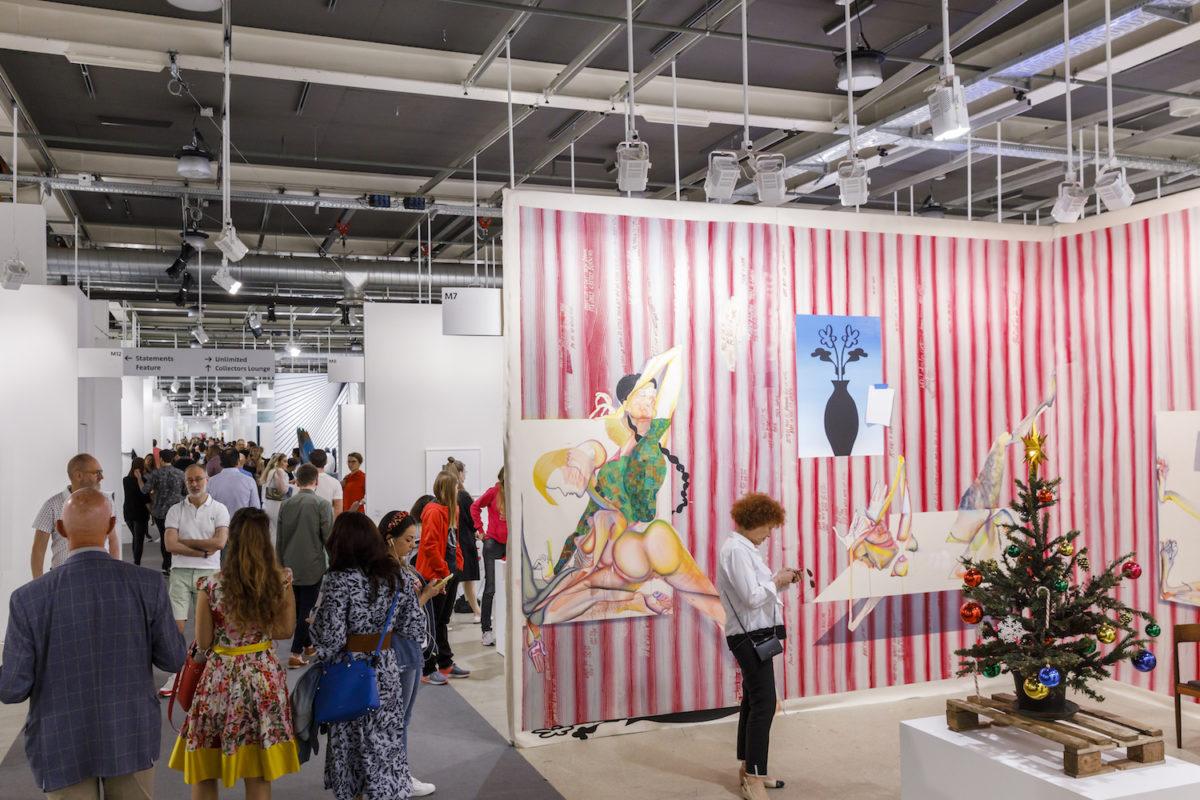 Gallery Pilar Corrias, Courtesy Art Basel 2019