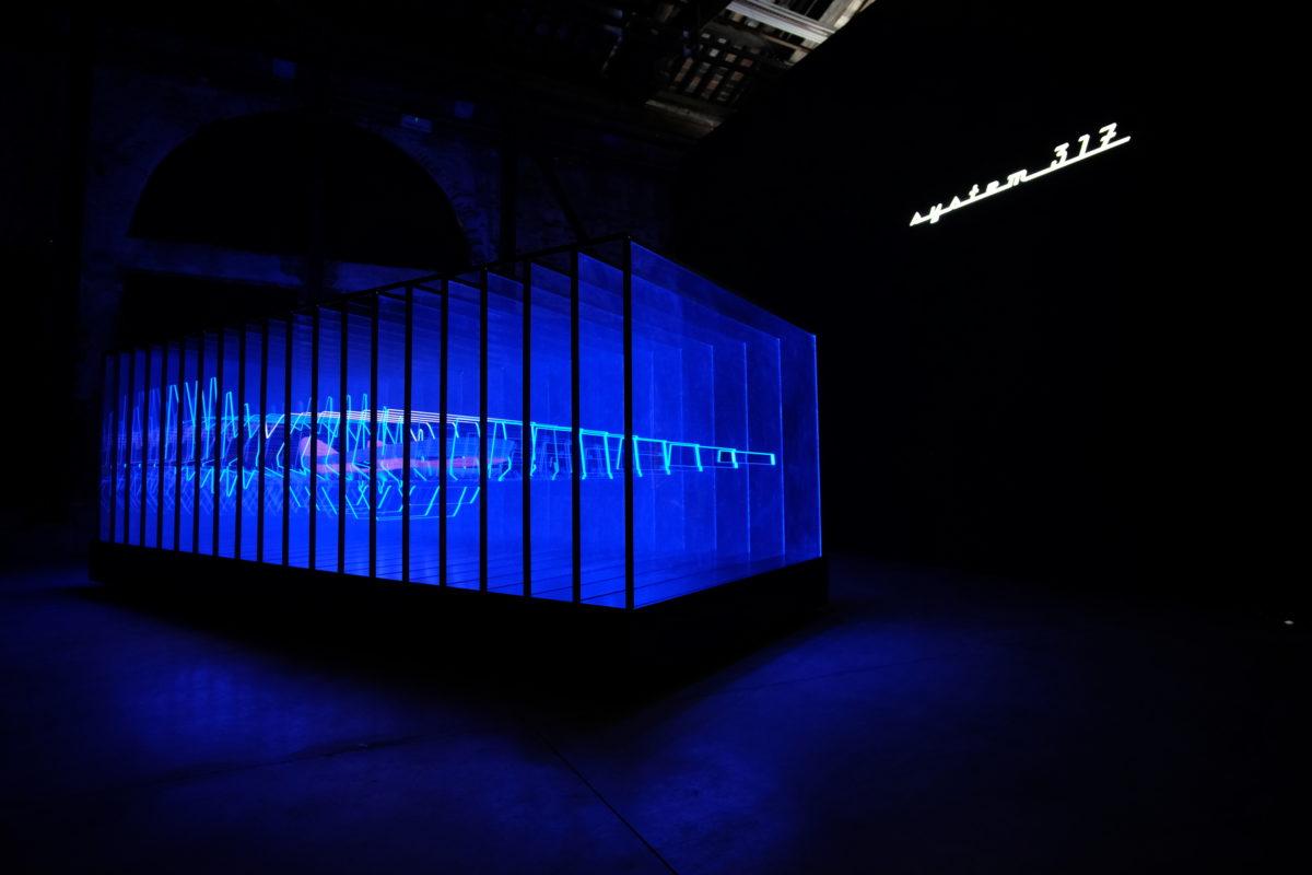 Marko Peljahn, Here we go again... System 317. Pavillon Slowenien, 58. La Biennale di Venezia, 2019
