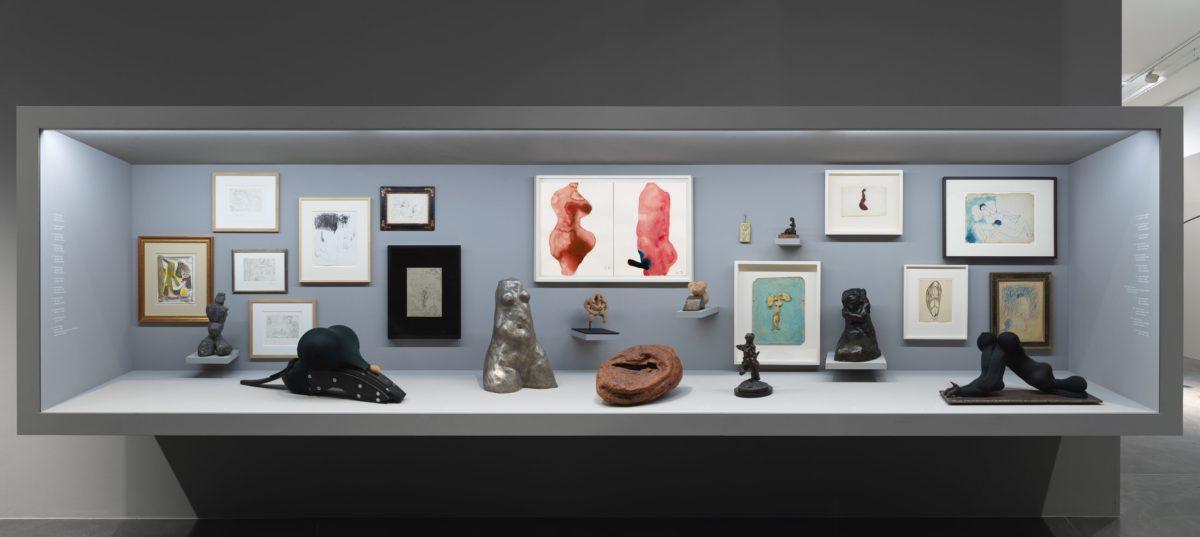 Galerie Hauser & Wirth, Anatomies of Desire, Pablo Picasso und Louise Bourgeois, 2019. Courtesy Hauser & Wirth
