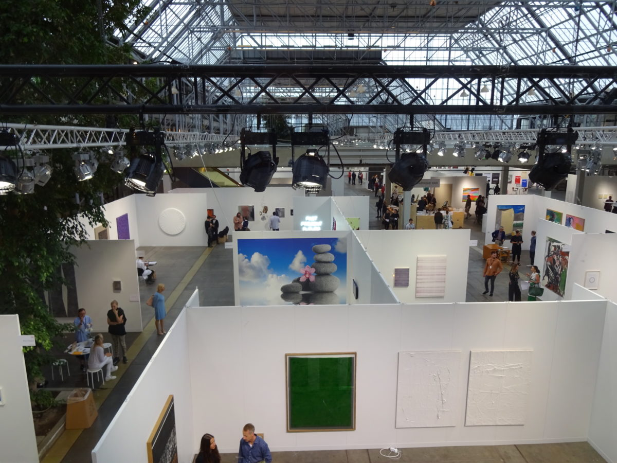 Code Art Fair Copenhagen 2017 // SBV