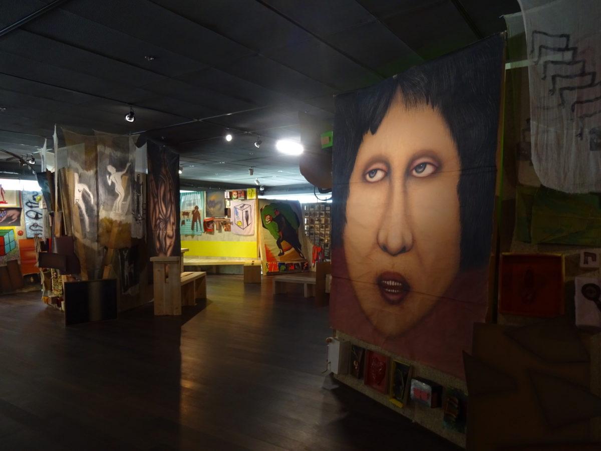 HaZaVuZu (Günes Terkol, Güclü Öztekin), 16. Istanbul Biennale 2019 // SBV