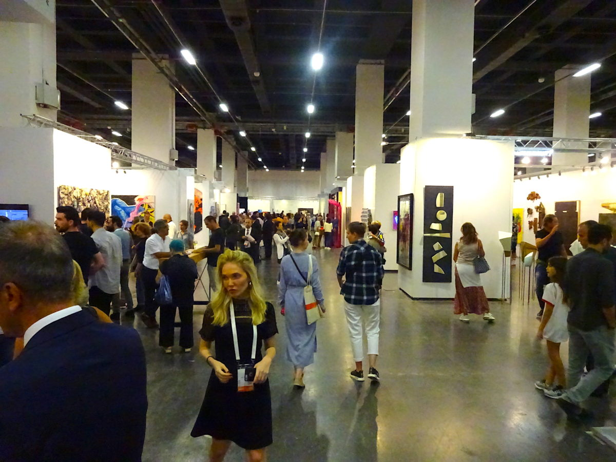 14. Contemporary Istanbul 2019 // SBV