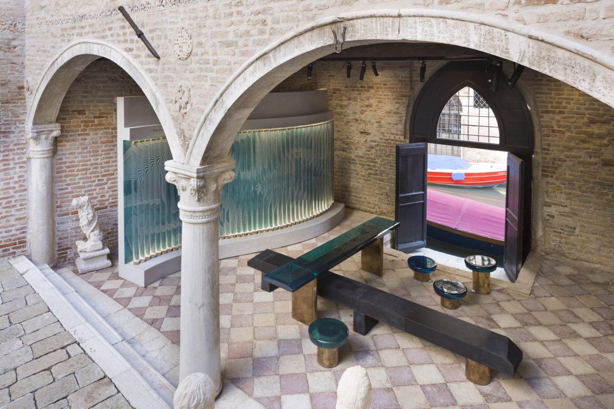 Draga & Aurel, Projekt Ormeggi für NOMAD Venedig, 2019. Foto Filippo Bamberghi