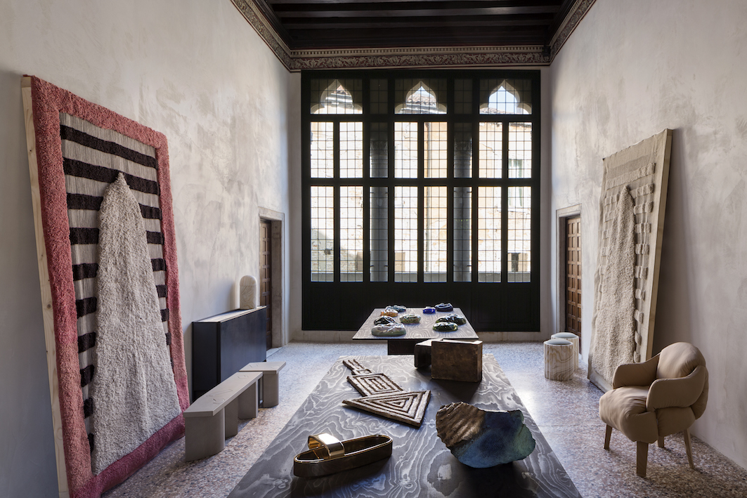 Athr Gallery, Jeddah, at NOMAD Venice, Venedig 2019. Courtesy NOMAD