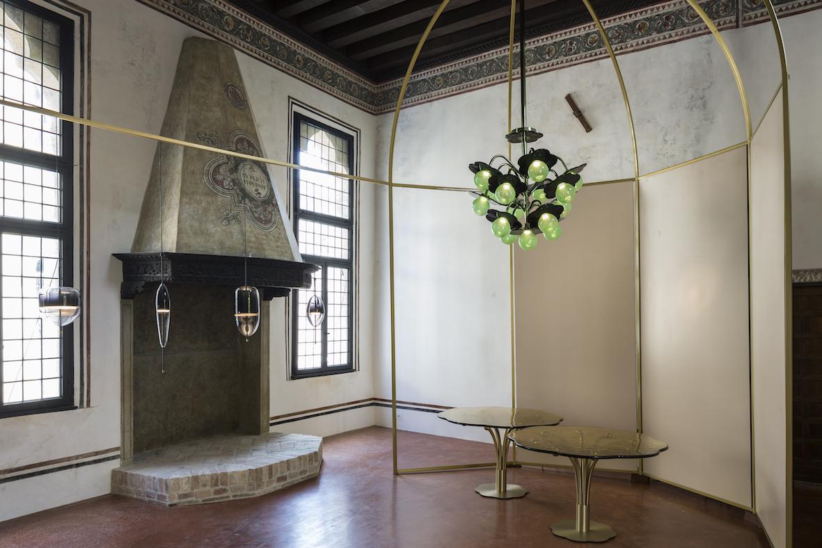 Wonderglass Gallery mit India Mahdavi, NOMAD Venice 2019