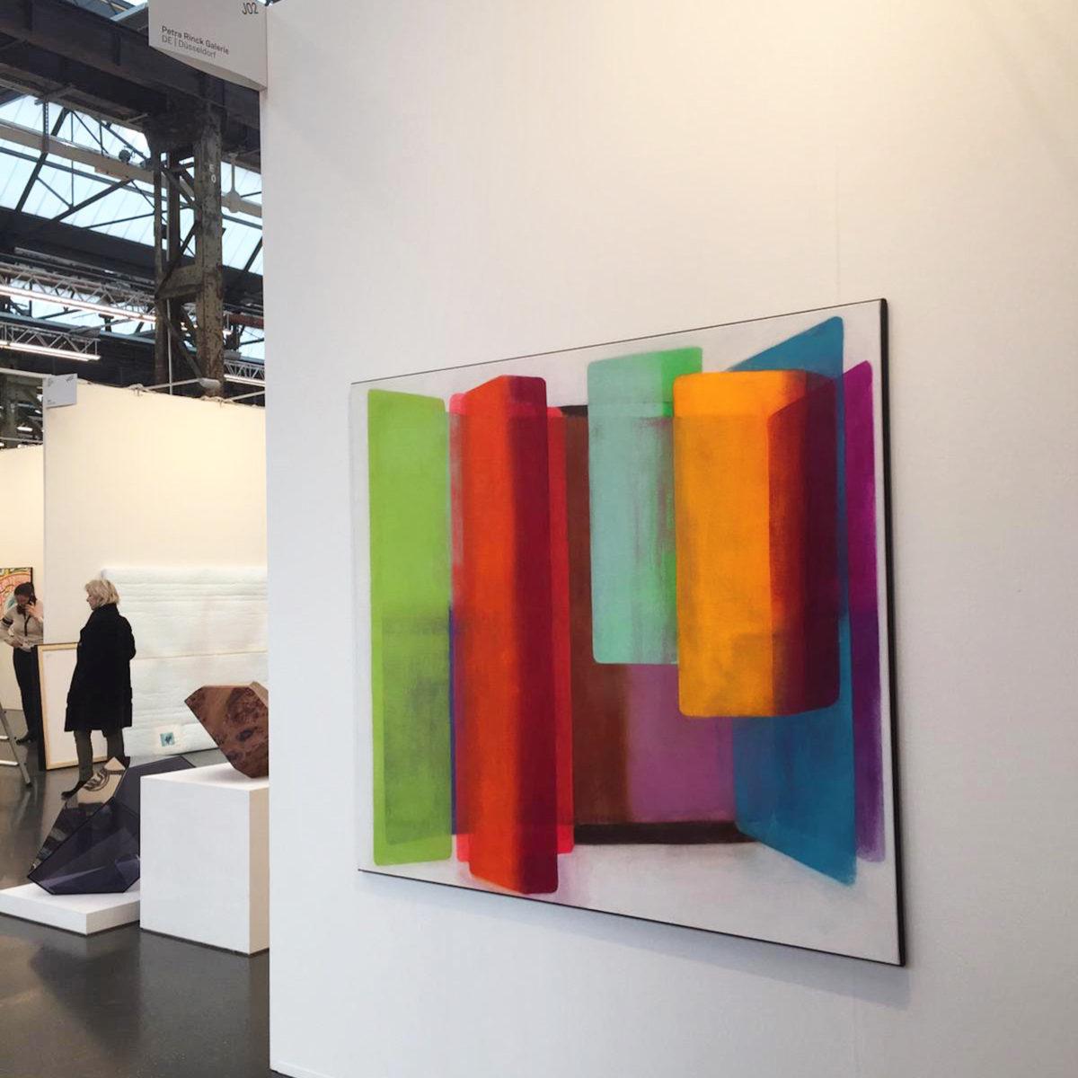 Jörn Stoya, Petra Rinck Galerie, 3. Art Düsseldorf 2019