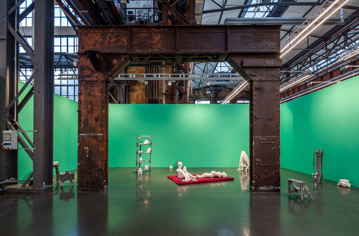 Art Düsseldorf 2019 Mendes Wood DM / Proyectos Ultravioleta / Sies + Höke © Sebastian Drüen