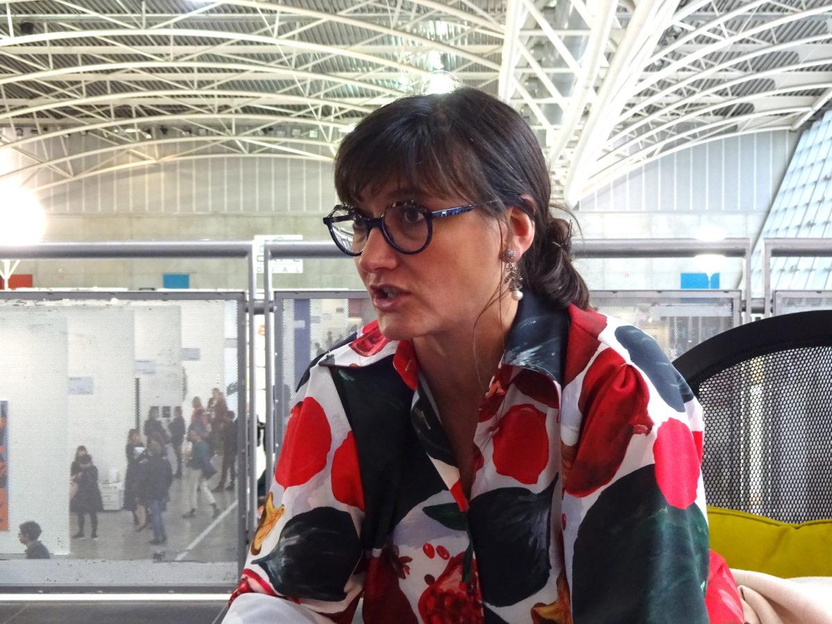Ilara Bonacosa, Artissima 2019 // SBV