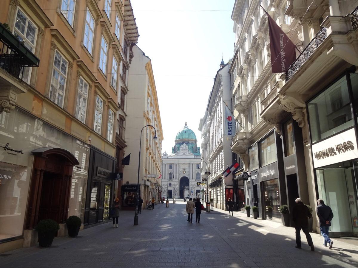 Kohlmarkt, Wien // SBV