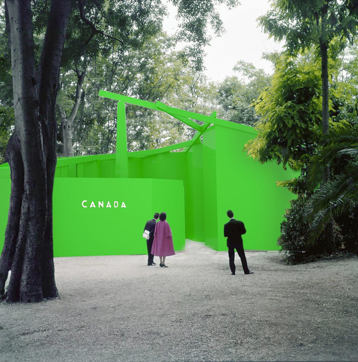 17. Architektur Biennale Venedig, Beitrag Kanada