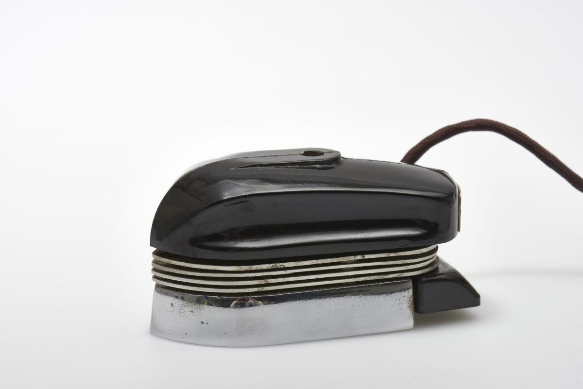 Miniaturbügeleisen Ausführung: Smoothie, Coventry, England Sammlung Kargl WH.00.00.11.592 Foto: © MAK/Georg Mayer