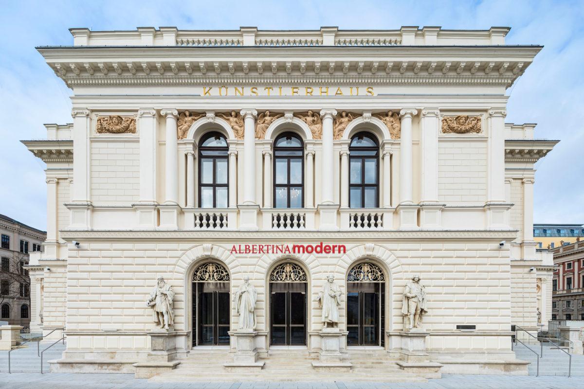 Künstlerhaus / Albertina Modern