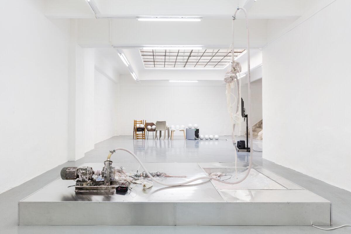 Installationsansicht Gianni Manhattan