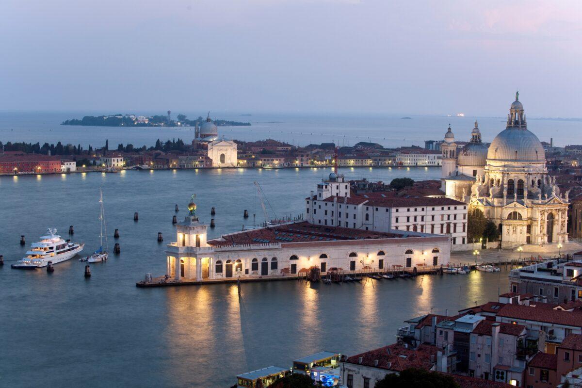 Punta della Dogana, Venedig © Palazzo Grassi, Foto, Thomas Mayer