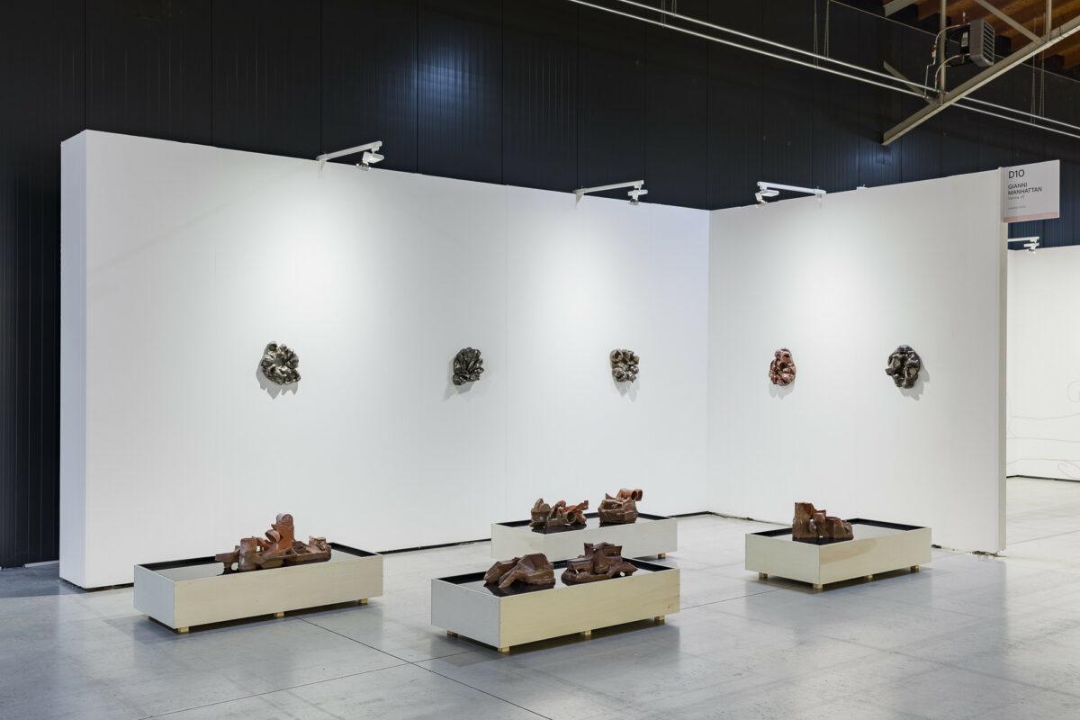 Laurence Sturla, Gianni Manhattan. Courtesy Vienna Contemporary 2020