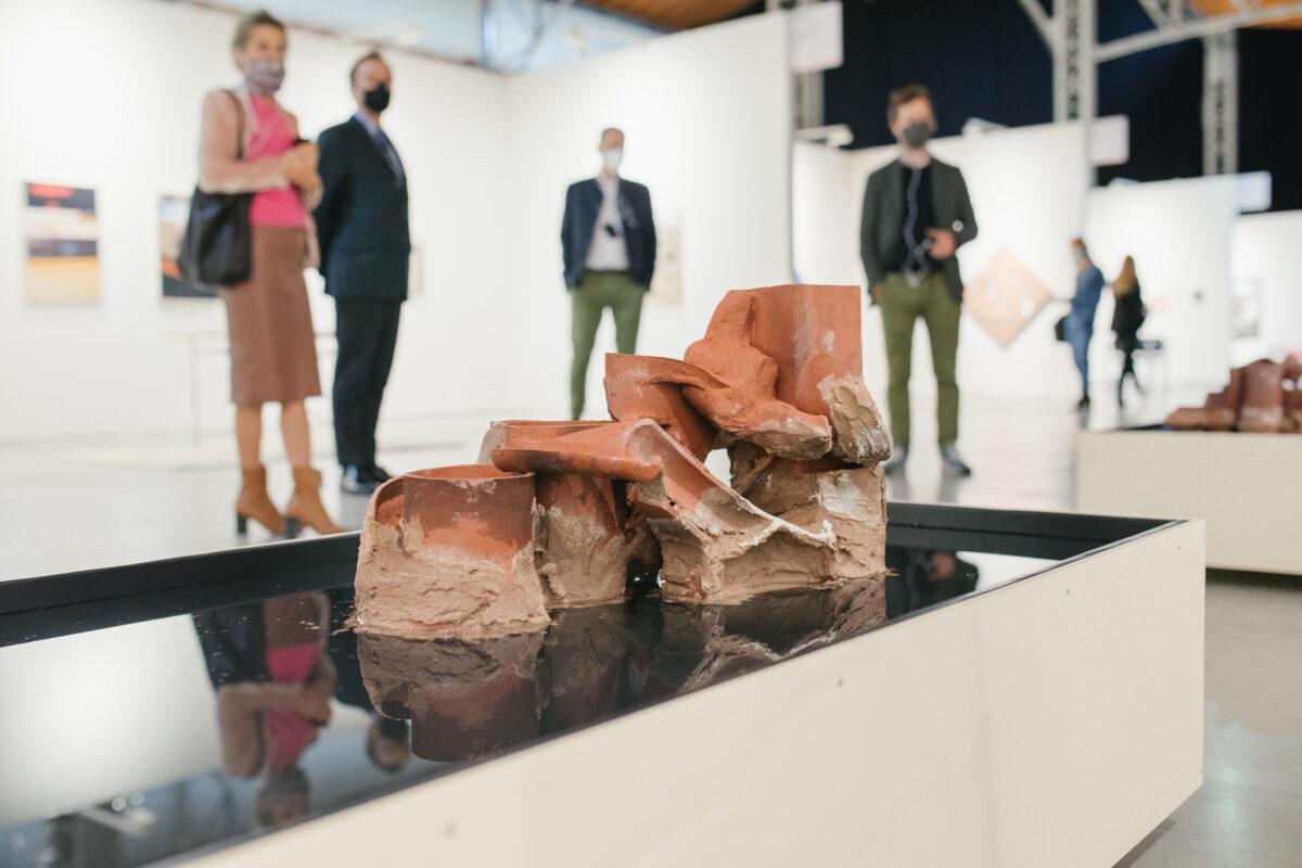 Laurence Sturla (Detail), Gianni Manhattan. Courtesy Vienna Contemporary 2020