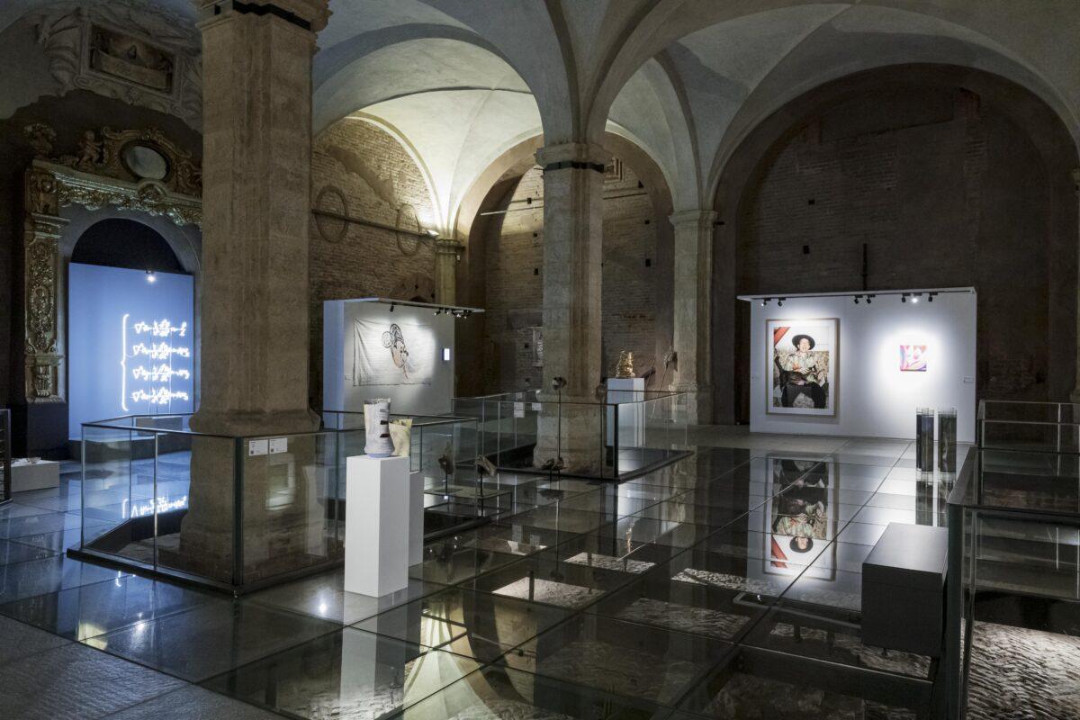 Artissima 2020, Palazzo Madama - Museo Civico d'Arte Antica, Torino Photo: Perottino – Piva / Artissima