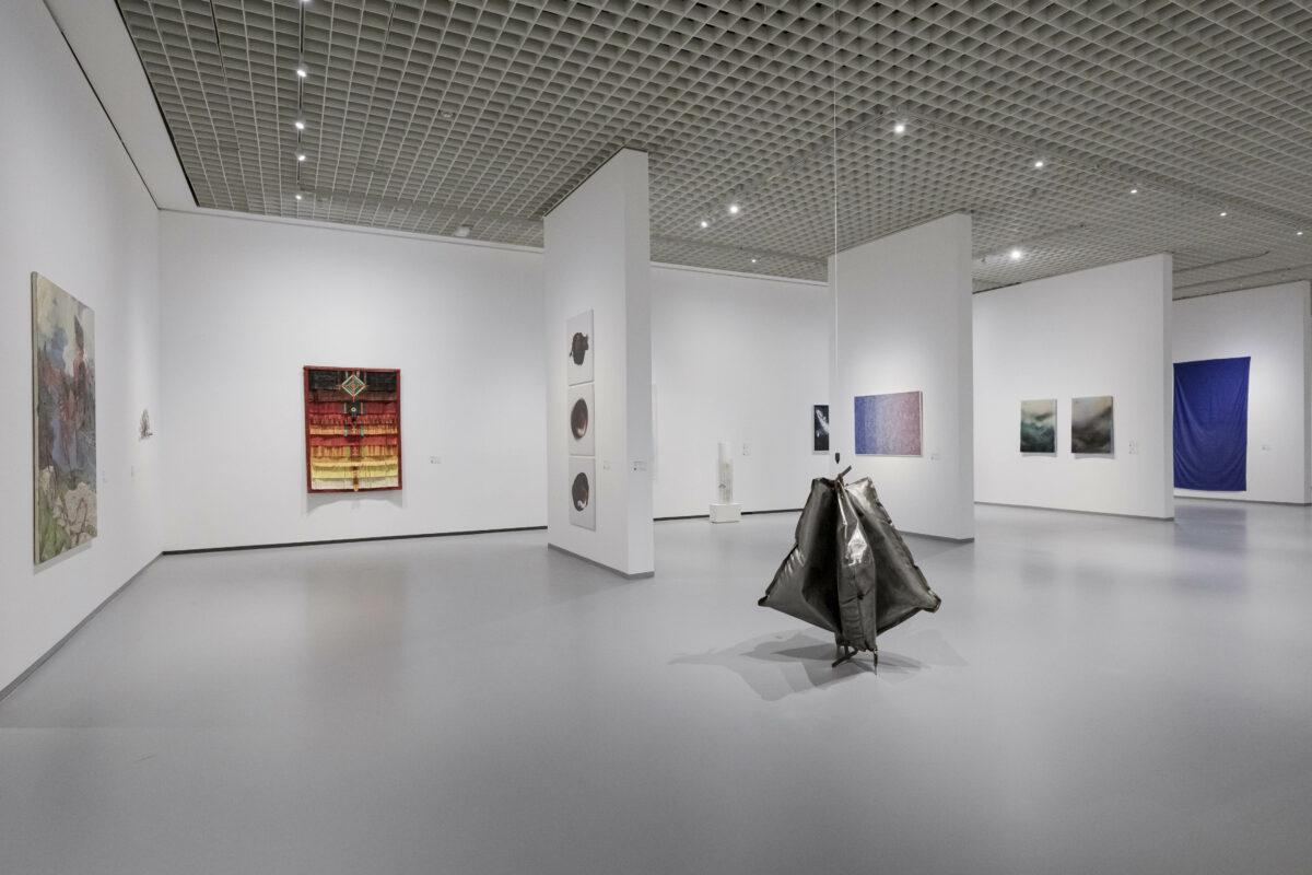 Artissima 2020, GAM Galleria Civica d'Arte Moderna e Contemporanea, Torino. Photo: Perottino – Piva / Artissima
