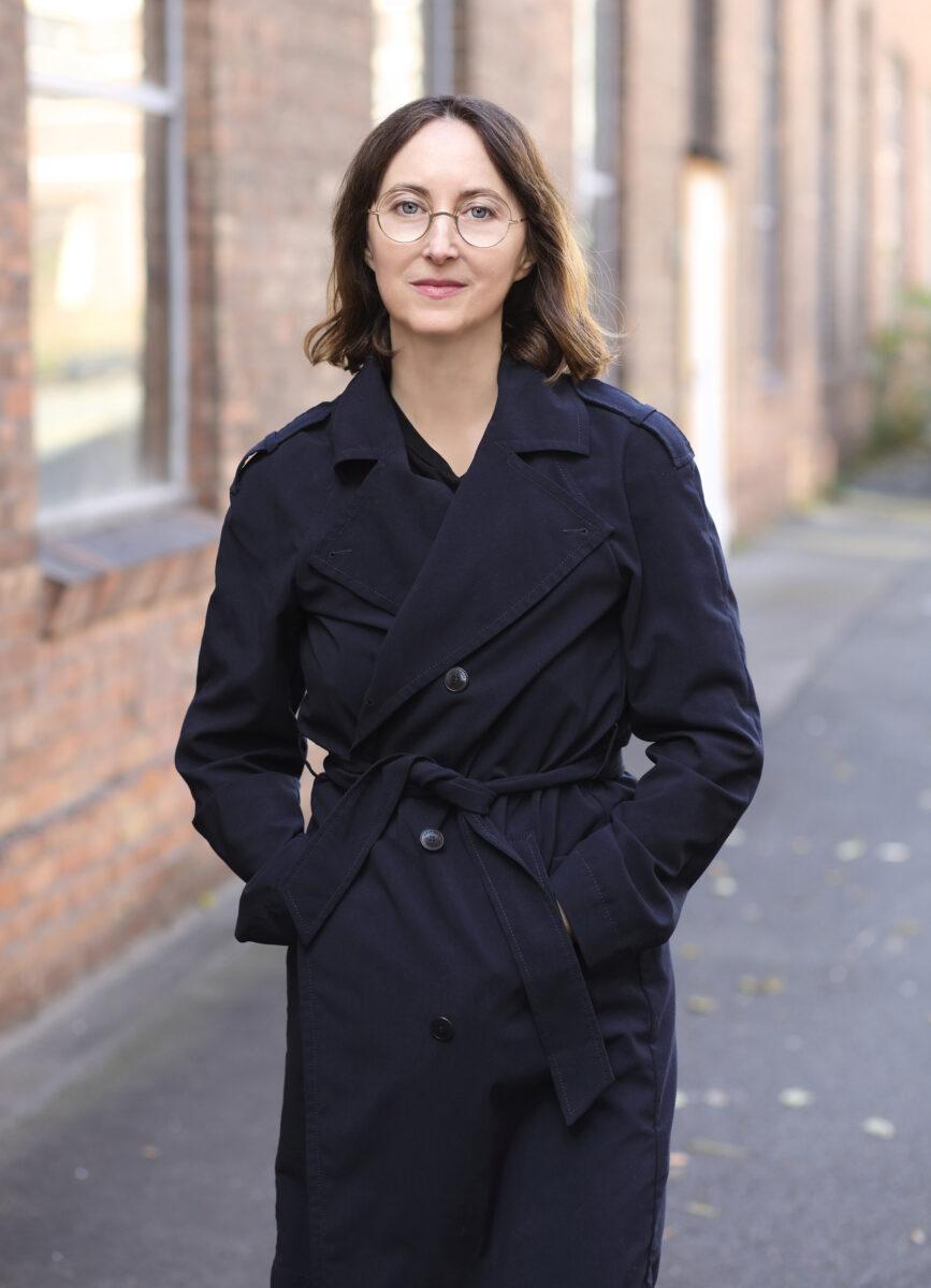 Maria Eichhorn, Foto: Jens Ziehe