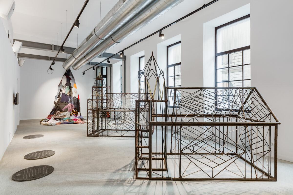 Daniel Rycharski, Kahan Art Space, Wien 2021