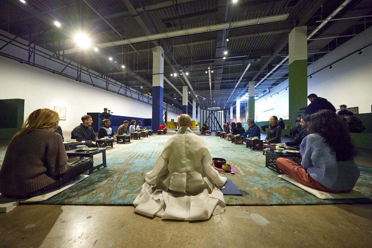 Courtesy: Minds Rising, Spirits Tuning, The 13th Gwangju Biennale, Photo Credit: Sang Tae Kim