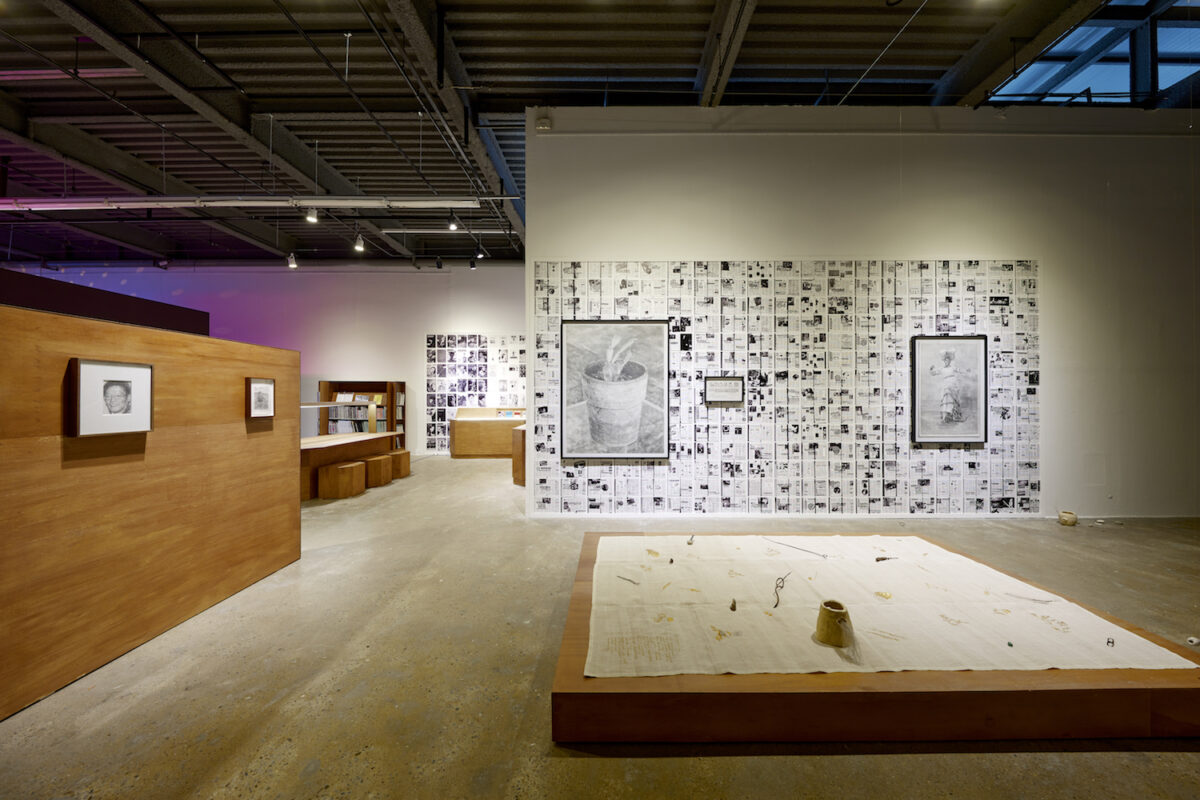 Kangseung Lee, Untitled (QueerArch), 2018–21, exhibition view 13th Gwangju Biennale, 2021, photo: Sang tae Kim