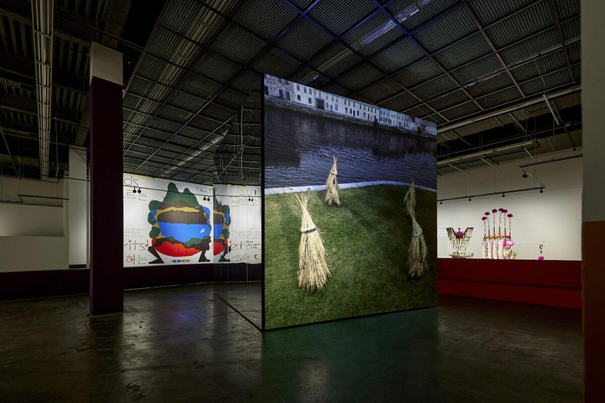 Courtesy: Minds Rising, Spirits Tuning, The 13th Gwangju Biennale, Photo: Sang Tae Kim