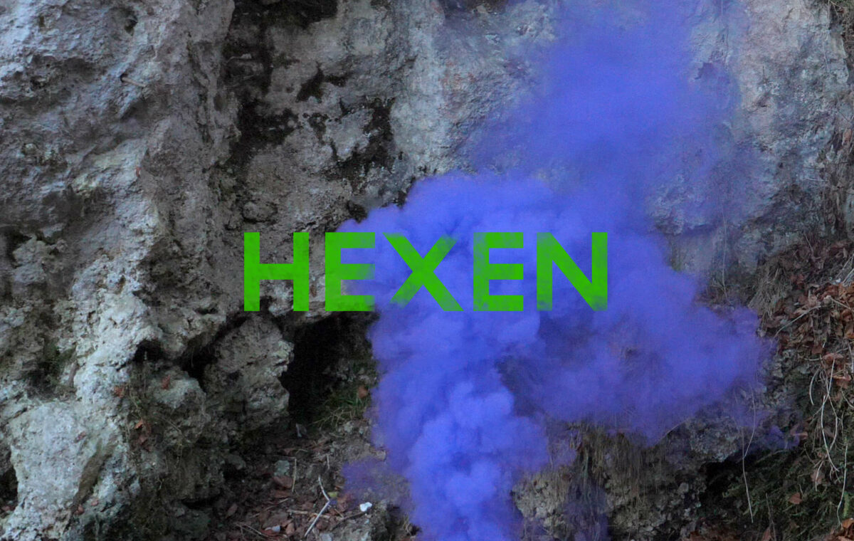 HEXEN, Angela Anderson & Ana Hoffner ex-Prvulovic*, Hexenküche (The witch rarely appears in the history of the proletariat) (Film Still), 2021. Taxispalais Innsbruck